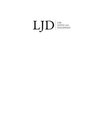 THE WORLD BANK/BANCA D' ITALIA / LJD
