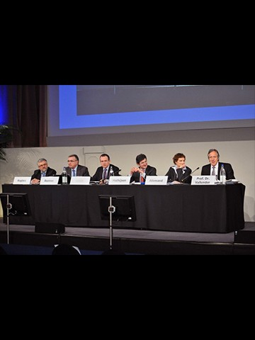 George Bazinas presented on insolvency forum shopping in Europe at the 1st  European Insolvency & Restructuring Congress