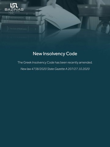 New Insolvency Code